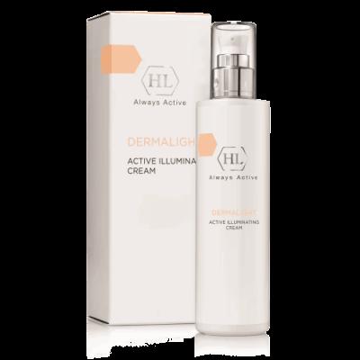 Активный отбеливающий крем для лица Dermalight Active Illuminating Cream