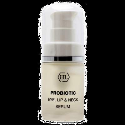 Сыворотка для век, губ и шеи  Probiotic Eye, lip & neck serym