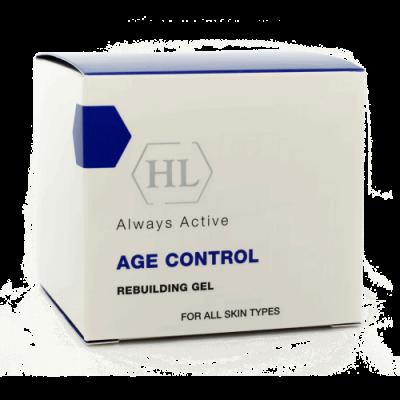 Восстанавливающий гель для лица AGE CONTROL Rebuilding Gel