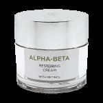 крем для лица ночной ALPHA-BETA RESTORING CREAM 50 мл