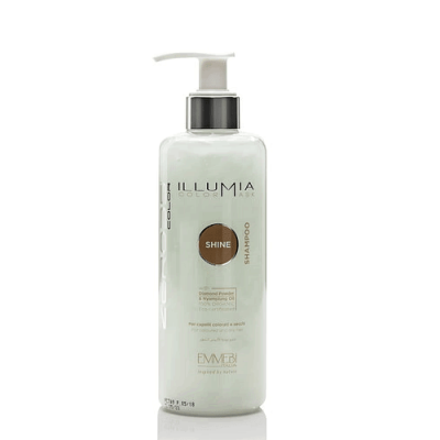 Шампунь-блеск  Illumia Shine shampoo